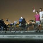 Французские велосипедисты 01