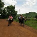 Французские велосипедисты 06